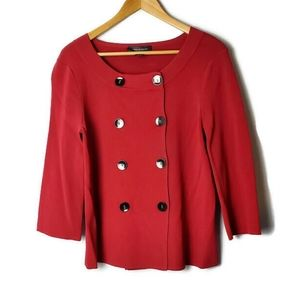 Cable & Gauge red button top